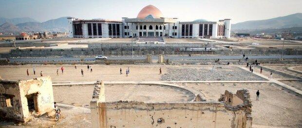 Афганистан парламент