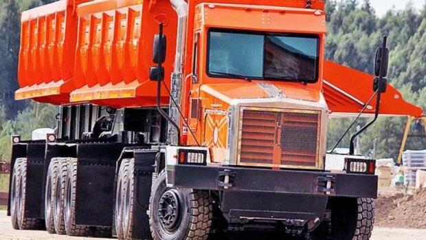 грузовик, грузовой автомобиль