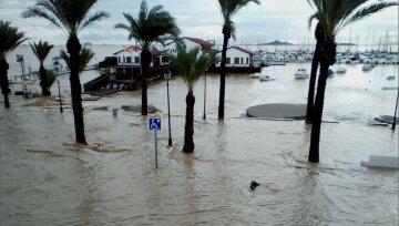 наводнение потоп