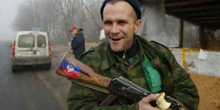 террористы, боевики, Донбасс