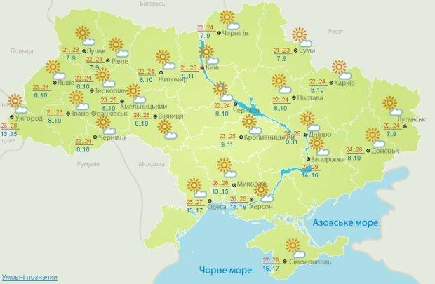 Осенняя погода пошла в наступление, Украину накроет похолодание: кому достанется больше всего