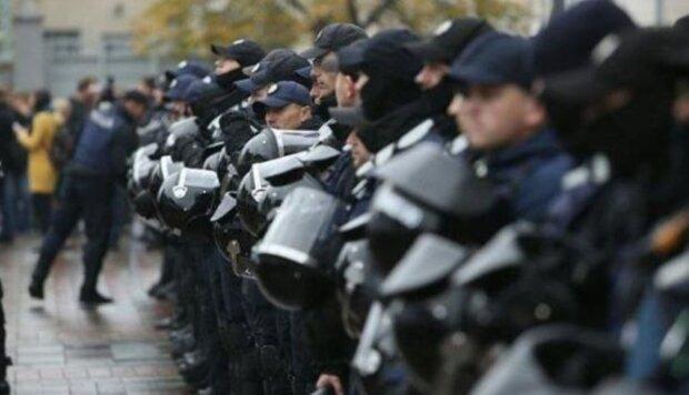протест, бунт