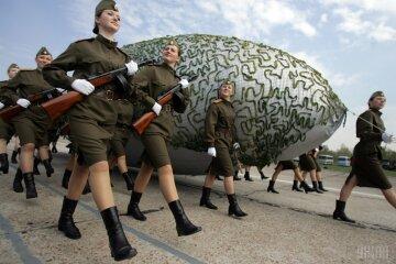 военные женщины