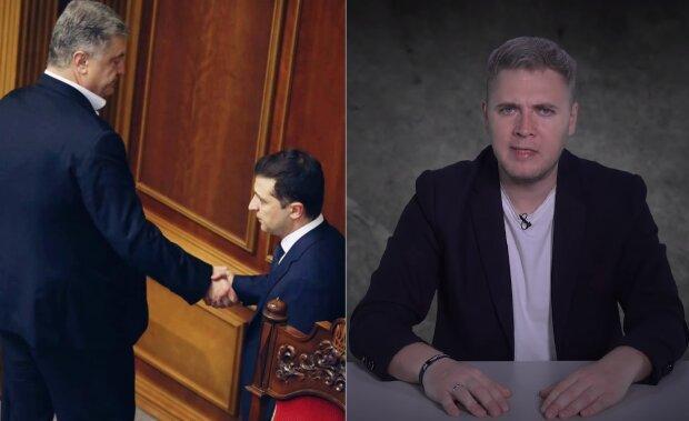 """Змова Зеленського з Порошенком закінчиться бідою, Лесєв не змовчав: """"Хто ж його тепер посадить?"""""""