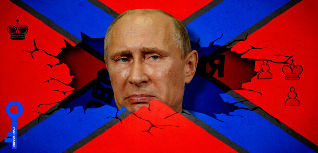 Путин Новороссия Коллаж