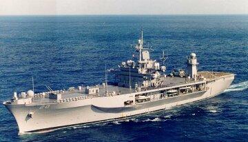 корабль, ВМС США