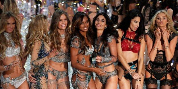 Victoria's Secret, виктория секрет, виториа сикрет, модели