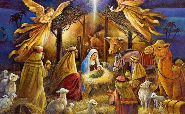 Поздравление с Рождеством Христовым: в прозе и по SMS