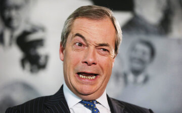 экс-лидер UKIP Найджел Фарадж