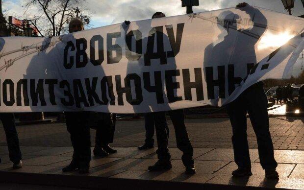 Шествие и митинг КПРФ в честь 95-летия Октябрьской революции