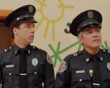 Полицейская академия-копы