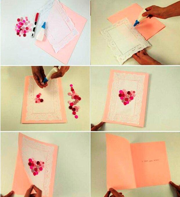 Ответы как сделать открытки