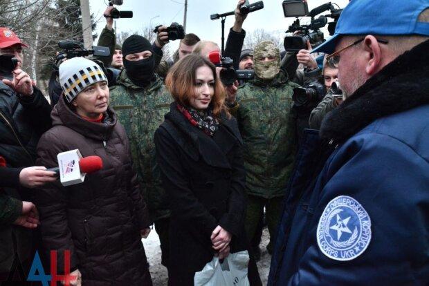 ДНР отпускает заложников