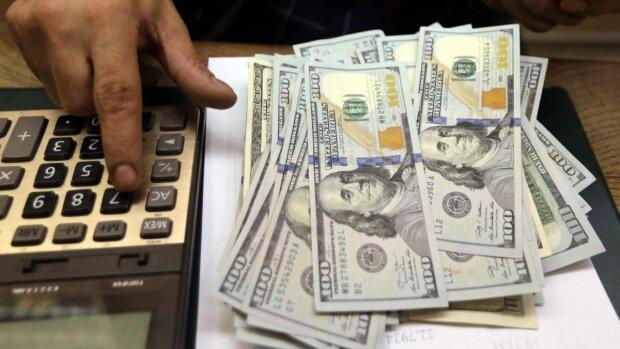 доллар обмен валют