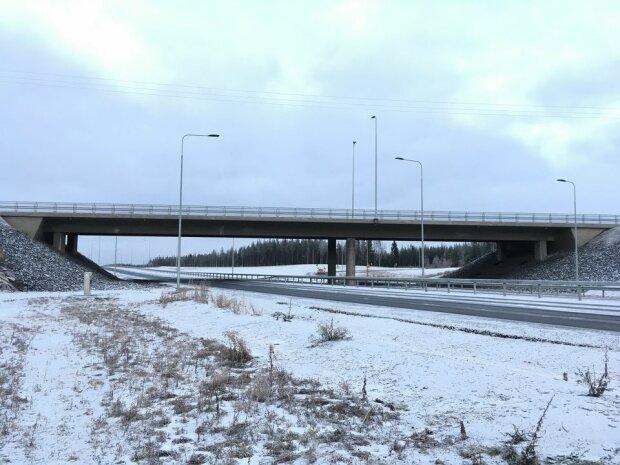 мост в финляндии