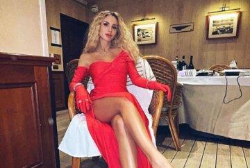 """Лобода з'явилася після важкої хвороби, вразивши видом у сукні з розрізом: """"Як білка в колесі"""""""