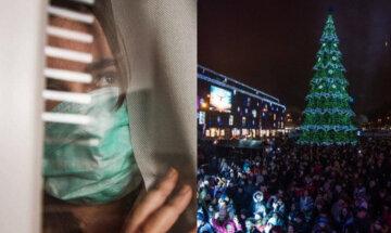Двотижневий локдаун в Україні: дніпрянам розповіли, як святкувати Новий рік і Різдво