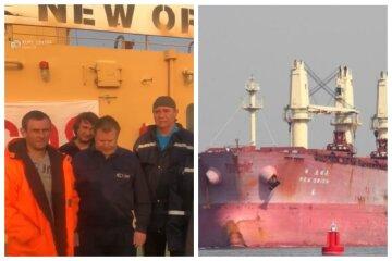 """Корабль с одесситами застрял возле берегов Китая, люди на грани: """"Это невыносимо"""""""