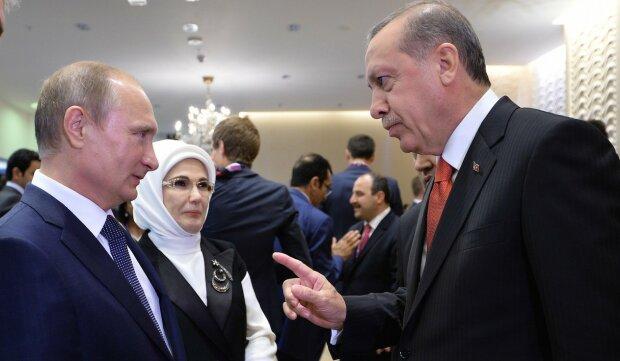 Эрдоган Путин