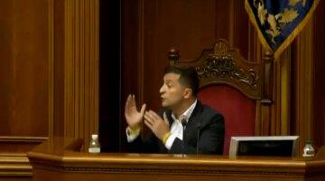 »Давайте!»: Зеленский резко осадил Разумкова на глазах у всех, подробности скандала