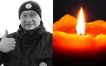 """Трагічно обірвалося життя українського поліцейського: """"Звук удару був нереальним"""""""