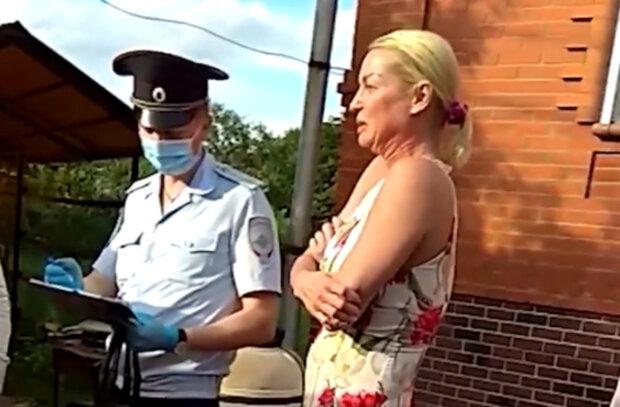 """Озвіріла Волочкова показала своє справжнє обличчя: """"Ви чмо останнє, а я живу в будинку розкішному"""""""