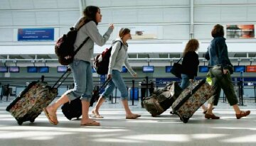 туристы мигранты заробитчане