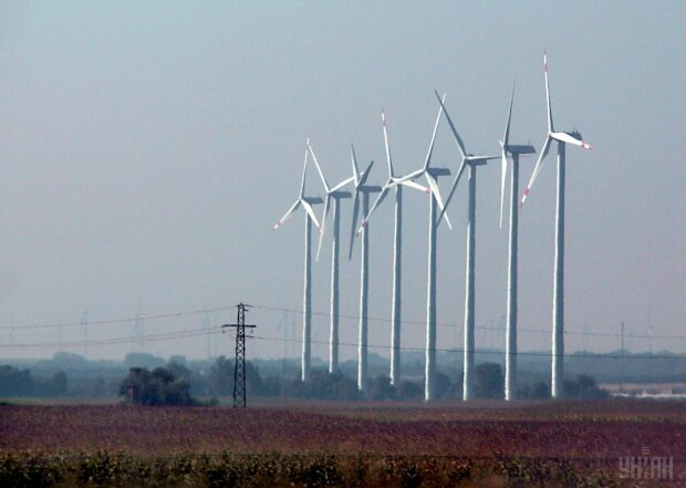 ветровые электрогенераторы
