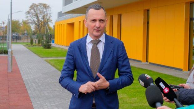 Юрий Голик макнул главу Днепропетровского облсовета Олейника в его собственное интервью
