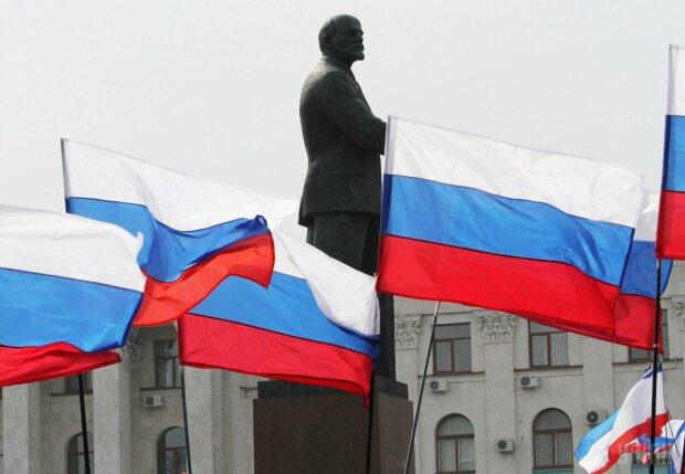 РФ, флаг РФ
