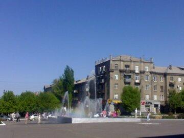 фонтан, Алчевск