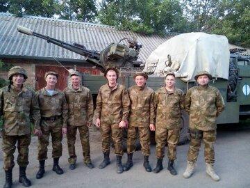 форма украинских военных ВСУ