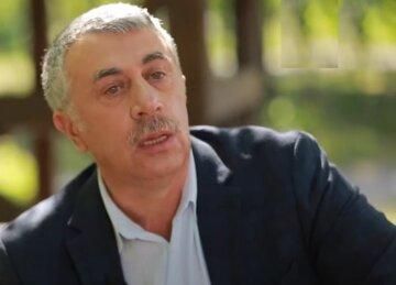 Євген Комаровський, скрін
