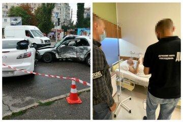 В Одесі слідчий проїхав на червоний і позбавив життя людини: з'явилося відео ДТП