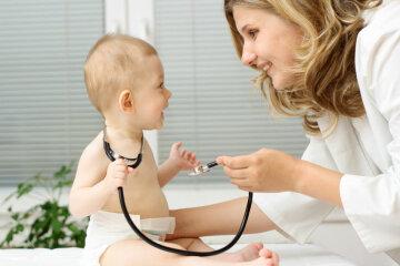 врач ребенок