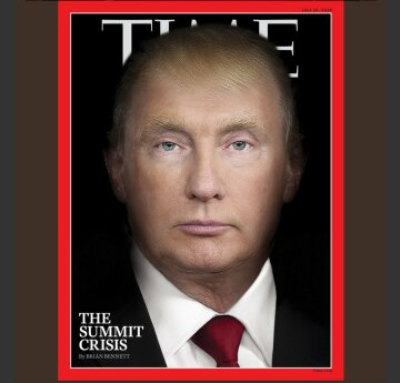 """Трамп ошелешив зовнішністю без засмаги, волосся і гриму: """"звичайна людина"""""""