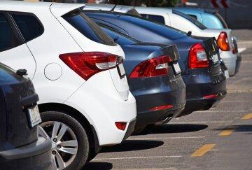 правила парковки, автомобили, машины