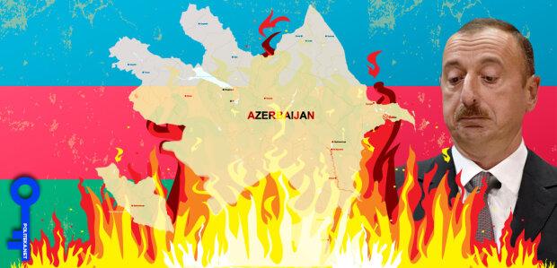Алиев Азербайджан Коллаж