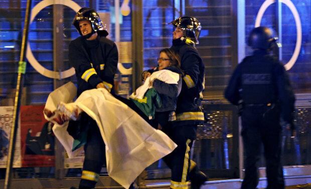 Теракт в Париже 13 ноября