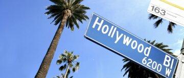 Голливуд Лос-Анджелес кино киноиндустрия