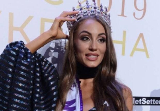 Маргарита Паша, мисс Украина
