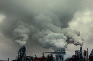 загрязнения промышленность