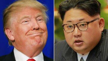 США КНДР Трамп Ким Чен Ын