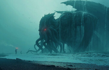 ктулху монстр чудище