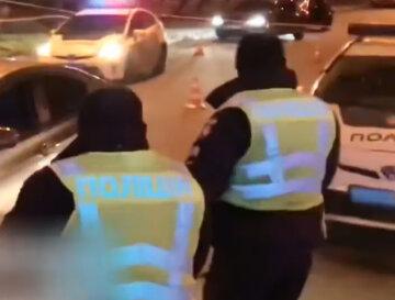 полиция, полицейские, патрульные