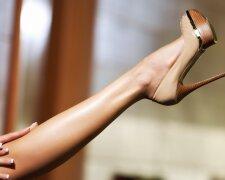 женщина, ноги, красотка