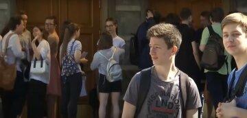 школа ученики школьники подростки абитуриенты