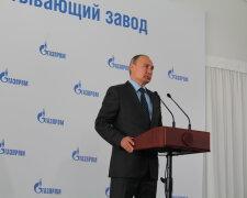 Газпром-Путин