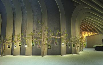 Во Франции открыт огромный футуристический музей вина (фото)