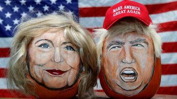 Дебаты Клинтон и Трампа назвали соревнованием в остроумии